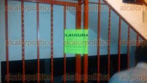 Xalapa, Ver., 21 de enero de 2017.- Durante el operativo nocturno autoridades revisaron 25 establecimientos en diferentes puntos de la ciudad y clausuraron tres.