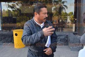 Xalapa, Ver., 23 de enero de 2017.- Alcaldes de diversos municipios se reunieron este lunes con la titular de SEFIPLAN, Clementina Guerrero, para dialogar sobre el pago de los adeudos que aún mantiene la Secretaría.