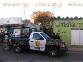 Juan Rodríguez Clara, Ver., 24 de enero de 2017.- La madrugada de este martes se registró el homicidio de dos personas, luego que sujetos encapuchados ingresaron a su domicilio.