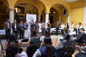 Xalapa, Ver., 23 de marzo de 2017.- Este jueves se inauguró el programa