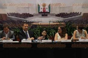 Xalapa, Ver., 27 de abril de 2017.- Décimo Parlamento Infantil organizado por el Instituto Nacional Electoral, en el auditorio del Congreso del Estado.