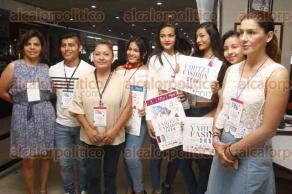 Veracruz, Ver., 22 de mayo de 2017.- La Fundación Yaritza organiza el desfile de modas denominado