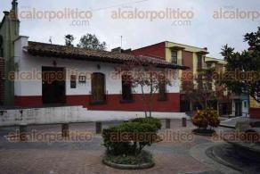 Xalapa, Ver., 24 de junio de 2017.- El Museo Casa de Xalapa fue instalado en una casa típica del siglo XIX, ubicada en la calle J.J. Herrera, en el Centro Histórico.