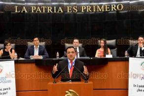 Ciudad de México., 24 de junio de 2017.- Américo Zúñiga recibió esta distinción, al lado de líderes académicos, políticos, sociales y empresariales, resultado de un proceso de nominación y evaluación que involucró a más de 50 personalidades.