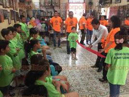Veracruz, Ver., 24 de julio de 2017.- Inauguración del curso de verano