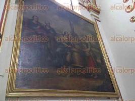 Coatepec, Ver., 17 de agosto de 2018.- Este jueves entregaron la pintura