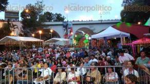 Xalapa, Ver., 19 de agosto de 2017.- Con la asistencia de la rectora Sara Ladrón de Guevara, el alcalde Américo Zúñiga, inauguró el