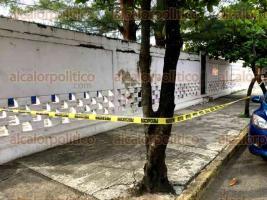 Veracruz, Ver., 20 de septiembre de 2017.- El jardín de niños