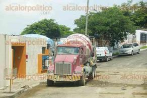 Boca del Río, Ver., 21 de septiembre de 2017.- Un exclusivo complejo residencial denominado
