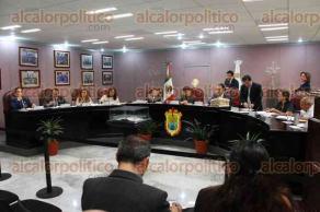 """Xalapa, Ver., 17 de octubre de 2017.- En la sala """"Venustiano Carranza"""" del Congreso del Estado se efectuó la quinta sesión ordinaria de ejercicio constitucional."""