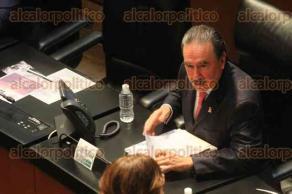 Ciudad de México, 17 de octubre de 2017.- En el Senado se celebró la Sesión Solemne por los 64 años del voto de la mujer en México. Senadoras destacan la importancia de la mujer en la vida política en el país y su trabajo destacado en diversos sectores.