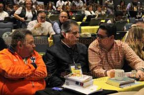 Ciudad de México, 18 de noviembre de 2017.- La presidenta del PRD, Alejandra Barrales, encabezó el XI Pleno Extraordinario del Consejo Nacional para abordar la selección de los candidatos a elección popular para 2018 y alianzas en el proceso electoral.
