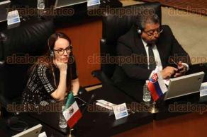 Ciudad de México, 22 de noviembre de 2017.- Con Sesión Solemne en el Senado, dan la bienvenida al presidente de Eslovenia, Andrej Kiska, por su visita oficial a México para fortalecer las relaciones entre ambas naciones.