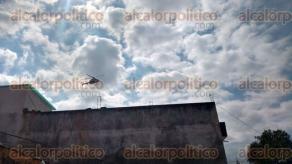 Xalapa, Ver., 16 de enero de 2018.- Dentro del operativo de seguridad que anunció el Gobernador para Xalapa, se cuenta con el apoyo de un helicóptero de la Fuerza Civil, que sobrevuela la ciudad y las congregaciones.