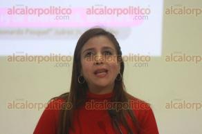 Xalapa, Ver., 19 de enero de 2018.- Luego de que sesionaran las comisiones de Medios de Comunicación y de Administración, inició la sesión del Consejo General del Organismo Público Local Electoral, la tarde de este viernes.