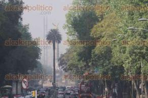 Ciudad de México., 23 de enero de 2018.- Las autoridades de Medio Ambiente reportan mala calidad del aire en las delegaciones Azcapotzalco, Cuauhtémoc e Iztacalco.