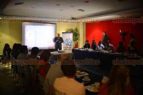 Xalapa, Ver., 21 de febrero de 2018.- Presentación del programa Conociendo México, una Herramienta Para la Toma de Decisiones.