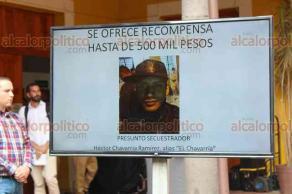 Coatepec, Ver., 25 de febrero de 2018.- En el patio central del Palacio Municipal, tras la reunión del Grupo de Coordinación Veracruz, el gobernador Miguel Ángel Yunes afirmó que por tercera semana consecutiva los índices delictivos bajaron en la entidad.