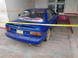 Huatusco, Ver., Una mujer que fue baleada murió cuando era trasladada en un vehículo particular hacia el hospital de Huatusco.