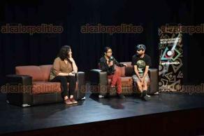 Xalapa, Ver., 23 de abril de 2018.- Este martes inicia la VI Muestra Internacional de Cine Independiente Oftálmica 2018. En la convocatoria se recibieron cortometrajes de 45 países diferentes, informaron los organizadores.