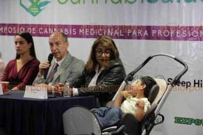 Ciudad de México, 22 de mayo de 2018.- La directora de CannabiSalud, Lorena Beltrán, anunció el foro para profesionales del Sector Salud público y privado para el uso de cannabis a realizarse este 8 y 9 de junio en la Expo Reforma, con la participación de especialistas y panelistas.