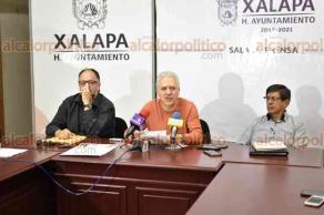 Xalapa, Ver., 18 de abril de 2018.- El alcalde Hip�lito Rodr�guez inform� que se encuentran activados 4 albergues para personas que necesitan refugiarse por las afectaciones de las lluvias.