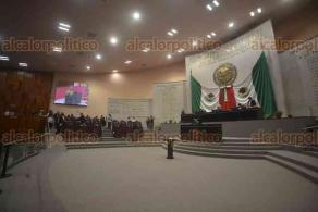 Xalapa, Ver., 18 de junio de 2018.- En la sesi�n de este lunes, se present� ante el Congreso de Veracruz la propuesta para otorgar en comodato el predio �El Faunito� para el Instituto de Ecolog�a.