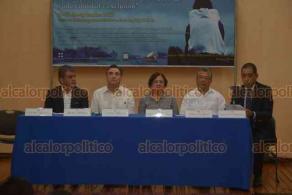 Xalapa, Ver., 19 de septiembre de 2018.- Inauguración del seminario