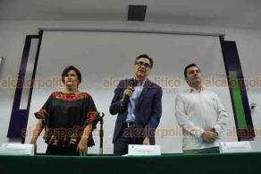 Xalapa, Ver., 20 de septiembre de 2018.- En la Facultad de Ingeniería Civil de la UV fue el seminario nacional