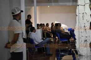 Xalapa, Ver., 19 de septiembre de 2018.- La tarde de este jueves, se presentó el documental