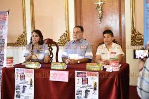 Xalapa, Ver., 21 de septiembre de 2018.- Integrantes de Cáritas de Xalapa A.C., invitan a ser partícipes del Día de la Caridad, este sábado 29 de las 9:00 a las 21:00 horas.