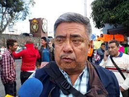 Xalapa, Ver., 24 de septiembre de 2018.- El Alcalde de Teocelo y una comisión acudieron a las oficinas de la Secretaría de Comunicaciones y Transporte (SCT) a exigir obras que no se concluyeron en la administración pasada.