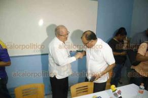 Veracruz, Ver., 12 de noviembre de 2018.- El obispo de Veracruz, Luis Felipe Gallardo Martín del Campo, anunció que será sustituido de su cargo en próximos días.