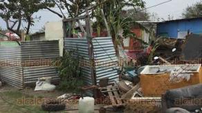 Veracruz, Ver., 14 de noviembre de 2018.- El intenso