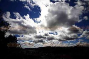 Xalapa, Ver., 17 de noviembre de 2018.- Tras el paso del Frente Frío 10, este sábado amaneció soleado.