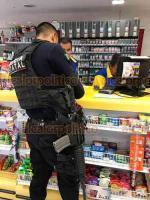 Veracruz, Ver., 18 de noviembre de 2018.- Cámaras captaron el rostro del sujeto que asaltó una tienda OXXO de la calle Constituyentes, en la colonia Ortiz Rubio.