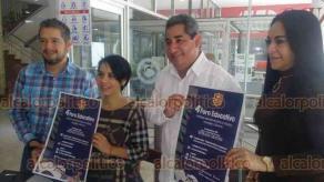 Xalapa, Ver., 19 de noviembre de 2018.- Integrantes del SITTEBA presentan su
