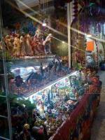 """Xalapa, Ver., 8 de diciembre de 2018.- Ni los bajos precios les funcionan a locatarios del mercado """"Jáuregui"""", quienes reportan poco movimiento y bajas ventas en esta temporada decembrina."""