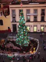 Xalapa, Ver., 12 de diciembre de 2018.- Una postal de ensueño ofreció el atardecer de este miércoles, desde la Capital del Estado.