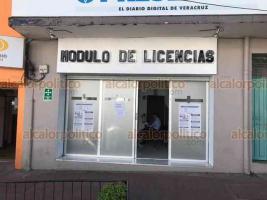 Reactivan Módulos Para Tramitar Licencias De Conducir