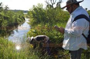 Veracruz, Ver., 23 de febrero de 2019.- Integrantes de Earth Mission explicaron que han monitoreado una laguna que existe dentro del polígono y cuentan con un listado georeferenciado de más de 10 especies en peligro de extinción.