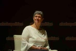 Xalapa, Ver., 19 de marzo de 2019.- Conversatorio