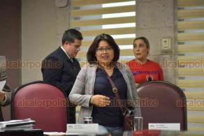 Xalapa, Ver., 19 de marzo de 2019.- La tarde de este martes sesionó la Diputación Permanente del Congreso del Estado.