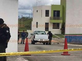 Emiliano Zapata, Ver., 22 de marzo de 2019.- Una persona fue baleada a un costado de la carretera Xalapa-Veracruz justo frente al Cuartel de El Lencero; fue trasladado a un hospital para recibir atención médica adecuada, viajaba a bordo de una camioneta Nissan color blanco.