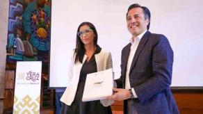 """Xalapa, Ver., 25 de marzo de 2019.- El gobernador Cuitláhuac García informó que se reunió con su Gabinete para """"pulir"""" el documento preliminar del Plan Veracruzano de Desarrollo."""