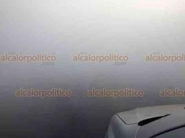 Coatzacoalcos, Ver., 21 de abril de 2019.- La carretera Coatzacoalcos-Minatitlán conocida como Las Matas permanece cerrada al paso vehicular tras 3 accidentes.