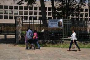 Xalapa, Ver., 19 de mayo de 2019.- Como parte del Día Internacional de los Museos la entrada al Museo de Antropología es completamente gratuita.