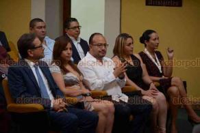 Xalapa, Ver., 24 de mayo de 2019.- Presentación del libro