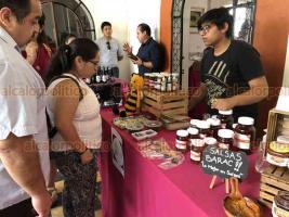 Xalapa, Ver., 23 de junio de 2019.- 13 productores de distintas regiones del Estado participan en el evento