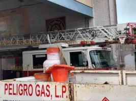Xalapa, Ver., 16 de julio de 2019.- Bomberos de Xalapa y Protección Civil Municipal brindarán información a la población para evitar accidentes por fugas de gas.